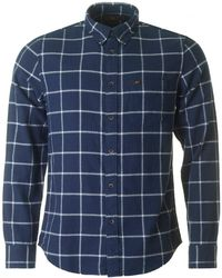 Lee Jeans - Bd Check Shirt - Lyst