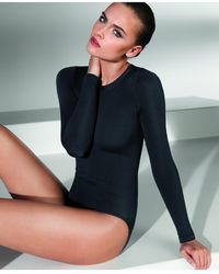 Wolford - Berlin Long Sleeved Body - Lyst