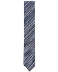 Paul Smith - Multi Striped Tie - Lyst