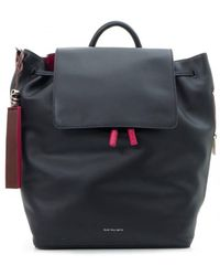 Paul Smith | Leather Rucksack | Lyst