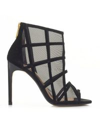 Ted Baker - Mesh Ankle Boots - Lyst
