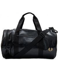 Fred Perry - Classic Barrel Bag - Lyst