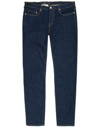 682a5e30105a Lyst - Paul Smith Men s Standard-fit 13oz  unlucky Red Selvedge  Raw ...