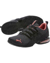 866b277a16938f Lyst - Puma Women s Cell Riaze Ttm Sneaker in Blue