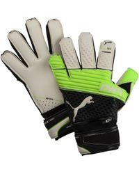 5ea2693b3 PUMA Evopower Protect 2 Gc Goalkeeper Gloves in Black for Men - Lyst