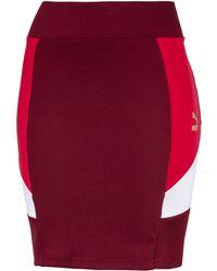 PUMA - Retro Tight Skirt - Lyst