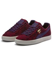 fc020adc3adfc9 Lyst - PUMA Legacy Collection Clyde Wool in Blue for Men
