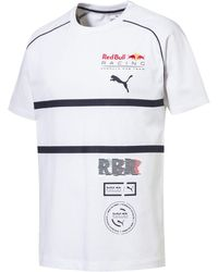 PUMA - Red Bull Racing Speedcat Evo Men's Tee - Lyst
