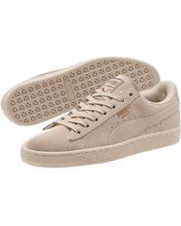 PUMA - Basket Classic Lunarglow Women's Sneakers - Lyst