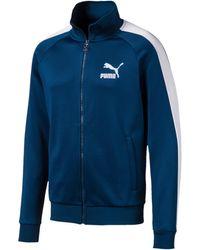 PUMA - Iconic T7 Men's Track Jacket - Lyst