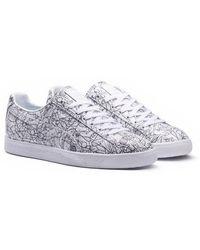 PUMA - Clyde All Star Men s Sneakers - Lyst eba0f30c8