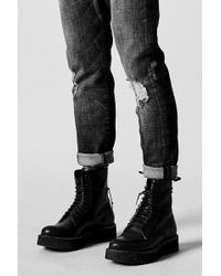 R13 - Men's R13 Stack Boot - Lyst
