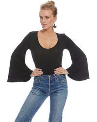 Rachel Pally - Ophelia Bodysuit - Black - Lyst