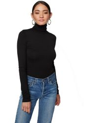 Rachel Pally - Basic Turtleneck - Black - Lyst