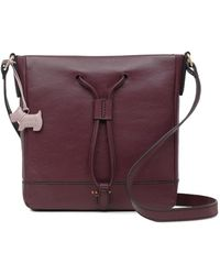 a90f668aad12 Rebecca Minkoff Small Grove Crossbody Bag in Black - Lyst
