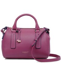 Radley - Globe Road Small Multi-compartment Multiway Grab Bag - Lyst
