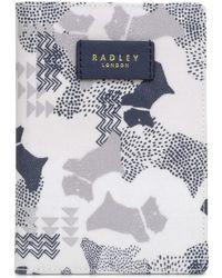 Radley - Data Dog Passport Cover - Lyst