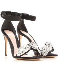 e3034d565c1 Alexander McQueen - Sandals For Women On Sale In Outlet - Lyst