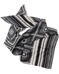Canali - Scarf For Men On Sale In Outlet - Lyst