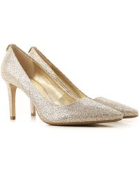 cfa86fea97358 Lyst - Michael Kors Pumps   High Heels For Women On Sale In Outlet ...