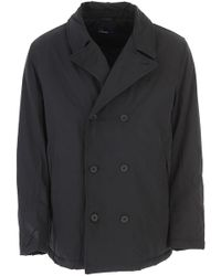 Fred Perry - Men\'s Coat On Sale - Lyst