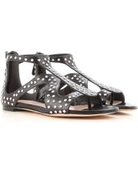 Alexander McQueen - Sandals For Women On Sale In Outlet - Lyst