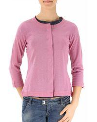 Giorgio Armani - Sweater For Women Jumper On Sale - Lyst