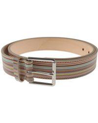 Paul Smith - Belts For Men - Lyst