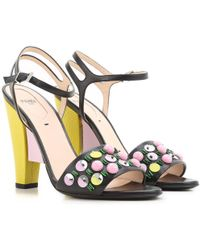 Fendi - Sandals For Women On Sale In Outlet - Lyst