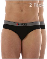 DSquared² - Briefs For Men On Sale - Lyst