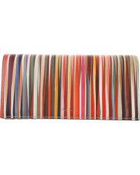 Paul Smith - Brieftasche für Damen - Lyst