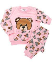 Moschino - Baby Sweatshirts & Hoodies For Girls - Lyst