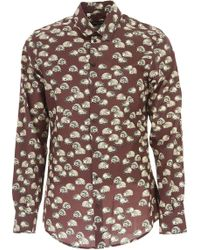 Dolce & Gabbana - Camicia Uomo In Outlet - Lyst