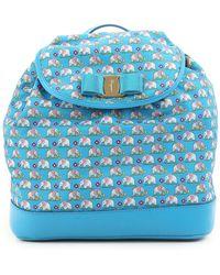 Ferragamo - Backpacks & Bum Bags - Lyst