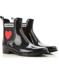 Moschino - Boots For Women - Lyst
