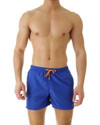 28eac00d08 Mr Turk Palm Bch Swim Brief in Blue for Men - Lyst