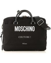 Moschino - Tote Bag On Sale - Lyst