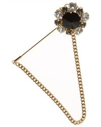 Dolce & Gabbana - Brooch And Pin For Women On Sale In Outlet - Lyst