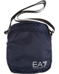 Emporio Armani - Messenger Bag For Men On Sale - Lyst