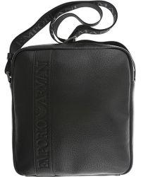 Emporio Armani - Messenger Bag For Men - Lyst