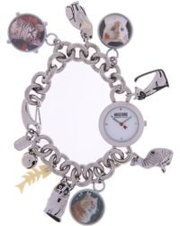 Moschino - Womens Jewellery - Lyst