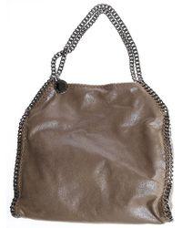Stella McCartney - Top Handle Handbag On Sale - Lyst