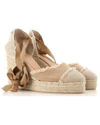 39c079dbfd55 Chaussures Castaner femme à partir de 45 € - Lyst