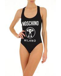 7c6b378da8 Moschino Swimwear, Bikinis & Swimsuits - Lyst