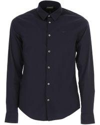 Emporio Armani - Clothing For Men - Lyst