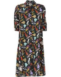 Partir Femme Robes 166 € Ultrachic De Lyst À yYb7mI6fvg