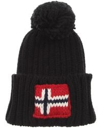 Napapijri - Hat For Women On Sale - Lyst