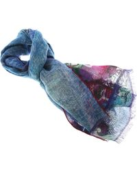 Etro - Scarf For Men On Sale - Lyst