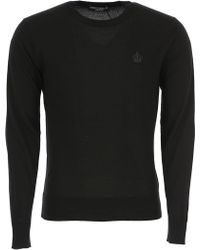 739e315a Dolce & Gabbana - Sweater For Men Sweater On Sale - Lyst