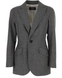 DSquared² - Blazer For Women On Sale - Lyst